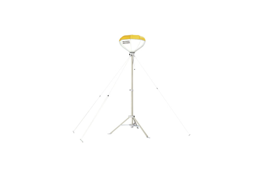 Pallone luminoso wacker LB50H