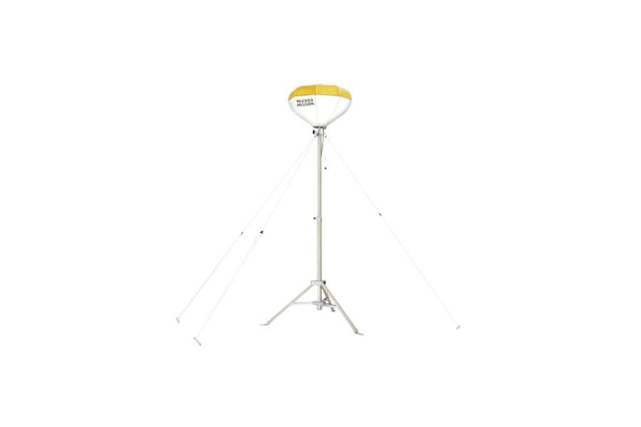 Pallone luminoso wacker LB50H