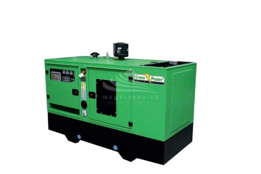 Gruppo elettrogeno Green Power GP 44