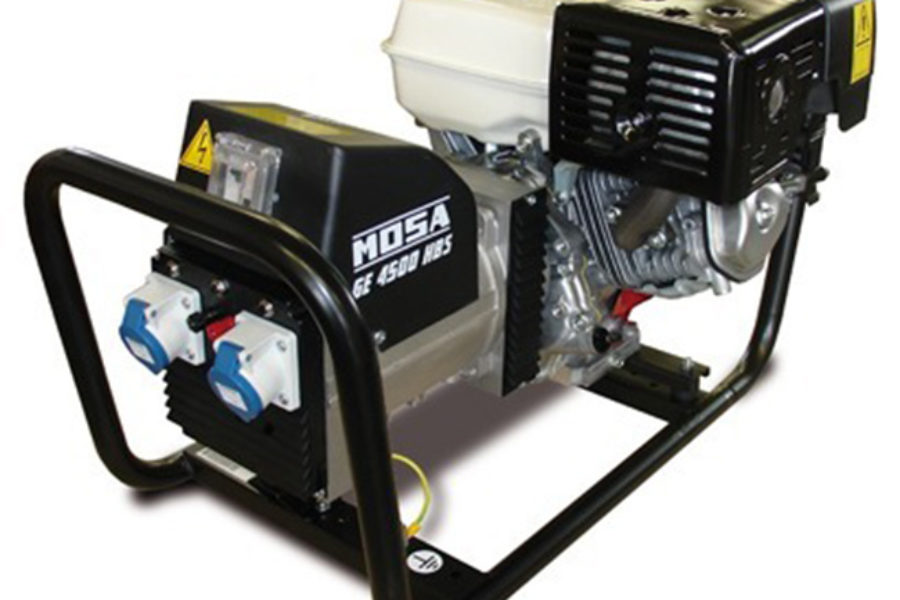 Gruppo elettrogeno Mosa GE 4500 HSB