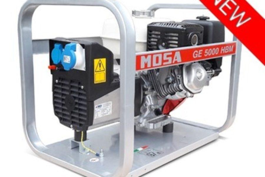 Gruppo elettrogeno Mosa GE 5000 HBM